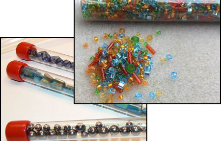 clear plastic packaging tubes for crafts