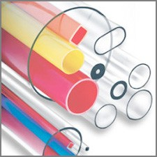 types of plastic tubes