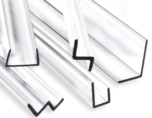 Stock Plastic Extrusions